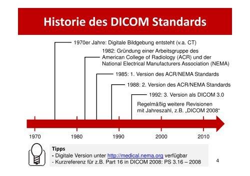 Was ist DICOM? - johner.org