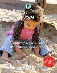 Parents as Teachers News