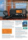 VHF MARINE TRANSCEIVER - Page 2