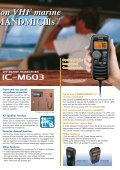 VHF MARINE TRANSCEIVER - Page 3