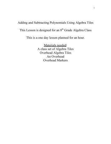 Dividing Polynomials Worksheet Glencoe Algebra 2 - Intrepidpath