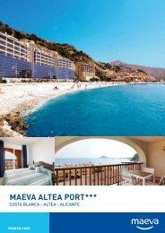 MAEVA ALTEA PORT - Pierre et Vacances