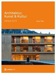 Architektur, Kunst & Kultur