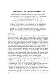 Webservices em PHP - Hudson Costa