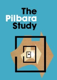 The Pilbara Study - Dampierrockart.net