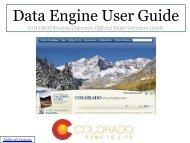 Business Listing Manual Colorado.com/ Colorado Official State ...