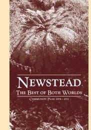 Newstead Community Plan - Waikato District Council