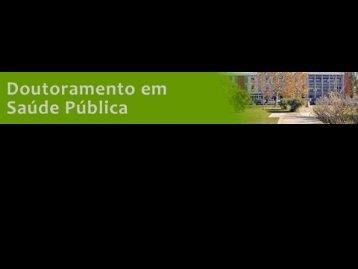 to get the file - Escola Nacional de Saúde Pública - Universidade ...