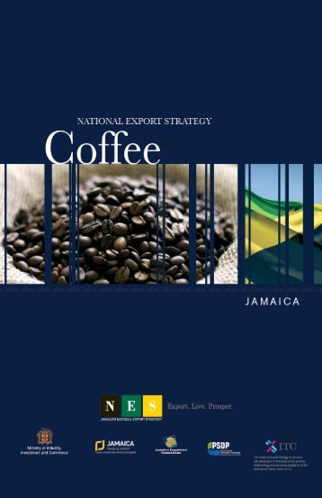 Coffee Export Strategy - JAMPRO