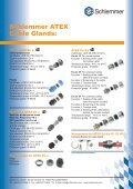 ATEX Cable Glands - Schlemmer - Page 2