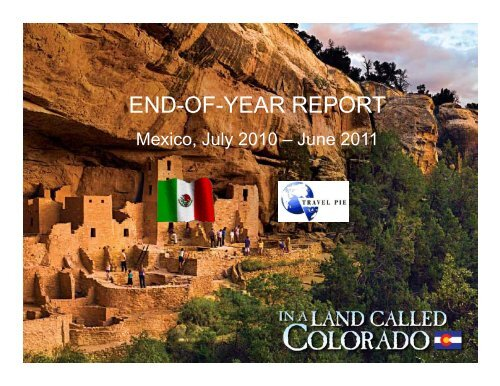 END-OF-YEAR REPORT