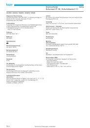 Kleinverteiler Volta Schutzart IP 30, Schutzklasse II M