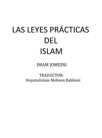 Imam Jomeini - islamic-sources