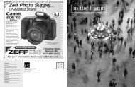 September   October 2003 - Boston Photography Focus