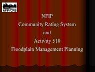 Presentation - Flood Risk Management Program
