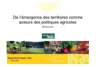 présentation - Réseau Rural Français