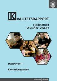 VALITETSRAPPORT - Velkommen til Århus Kommune