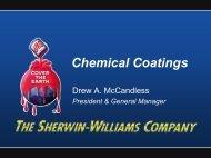 Executive Template - Sherwin Williams
