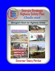 Introduction - Governor's Office of Highway Safety