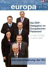 11 Konzepte für Europa - Heinz K. Becker