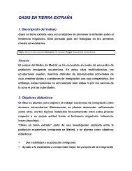 OASIS EN TIERRA EXTRAÑA - Aire Comunicación
