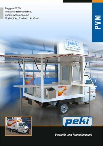 Piaggio PVM.cdr - PEKI Karosserie- und Fahrzeugtechnik GmbH
