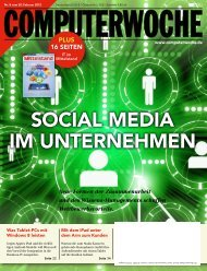 SOCIAL MEDIA IM UNTERNEHMEN