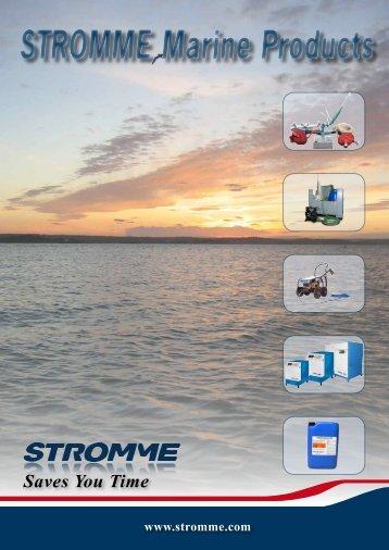 STROMME Marine Products - Eitzen group