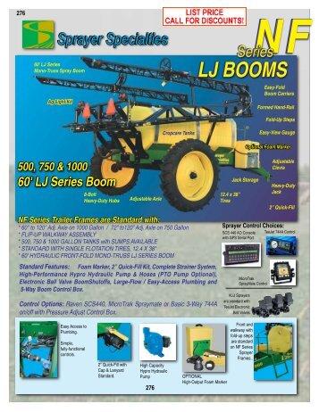 Pg 276-277 - Sprayer Specialties, Inc.