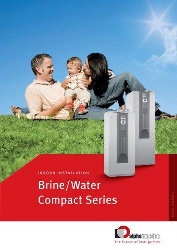 Brine/Water Compact Series - el mont