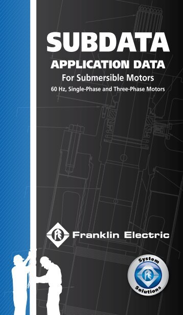 SUBDATA - Franklin Electric