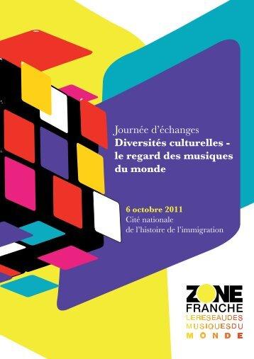programme au format pdf ici - Zone Franche