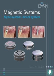 Magnetic Systems - Dyna Dental