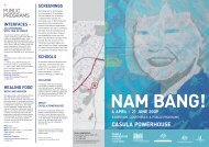 NAM BANG! - Casula Powerhouse