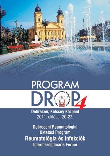 Tudományos program