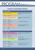 Tudományos program - Page 2