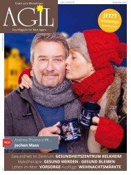 AGIL - dasMagazin - Ausgabe Dezember 2014