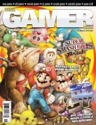 Volume 4 Issue 1 First Quarter 2008 Super ... - Hardcore Gamer