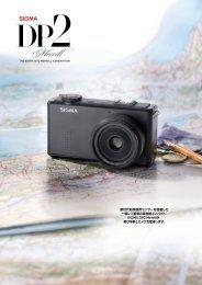 SIGMA DP2 Merrill brochure 2012