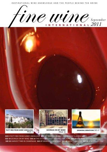 here - Fine wine magazine