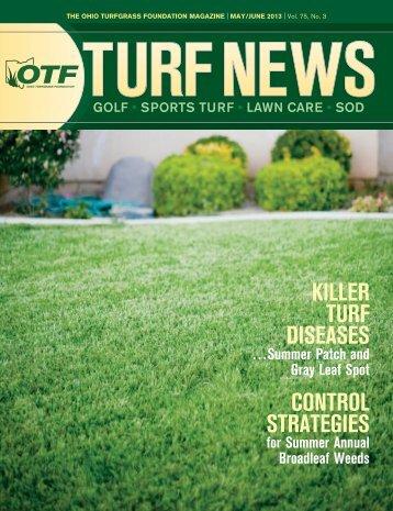 Killer Turf Diseases ConTrol sTraTeGies - The Paginator