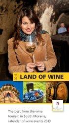 wine-growing sub-region - Vína z Moravy, vína z Čech