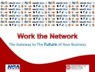 The Gateway to The Future of Your Business - National Grocers ...