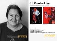 11. Kunstauktion - neunerHAUS