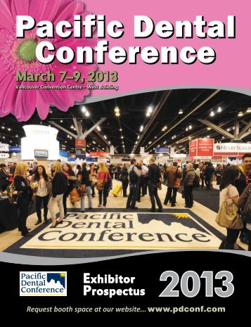 download Prospectus - Pacific Dental Conference
