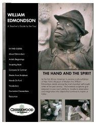 william edmondson - Cheekwood Botanical Garden and Museum of ...