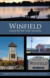 Winfield Directory - Countywide Guides & Maps