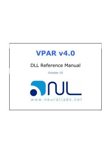 VPAR v4.0 - Neurallabs
