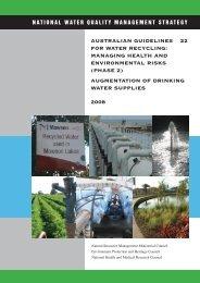 managing health and environmental risks (phase 2)