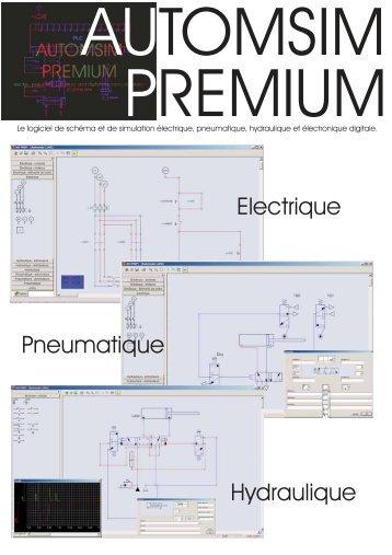 Electrique Pneumatique Hydraulique